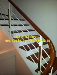 Cầu thang sắt đẹp VIP S01