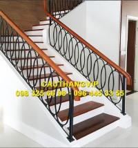 Cầu thang sắt đẹp VIP S20