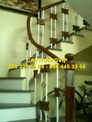 Cầu thang sắt VIP S23