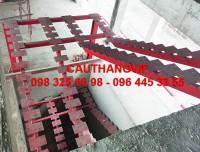 Cầu thang xương cá VIP XS06