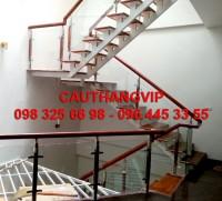 Cầu thang xương cá VIP XS08