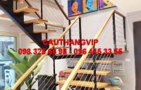 Cầu thang dây cáp VIP C04