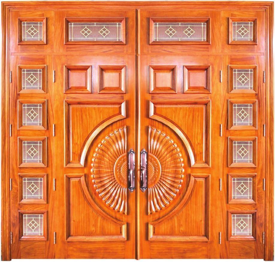 Các loại cửa bắt mắt cho căn nhà