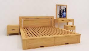 Kinh nghiệm để chọn mua một chiếc giường gỗ tự nhiên