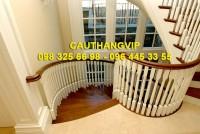 Cầu thang gỗ đẹp VIP G31